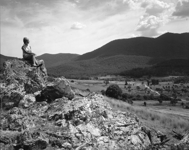 Tidbinbilla Nature Reserve in 1967
