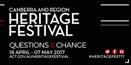 Heritage Festival 2017 banner