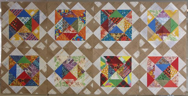 Everyone Matters Paper Quilt