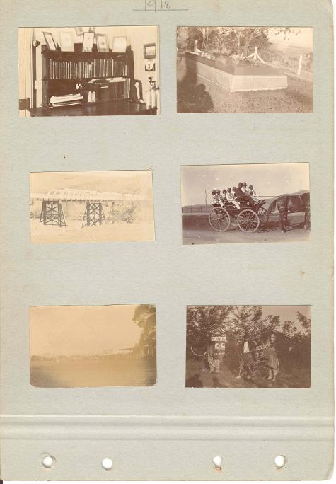 Duntroon Photo Album 1917-1920 Page 21
