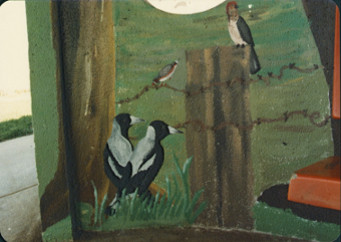 Unidentified 1983 Mural 5