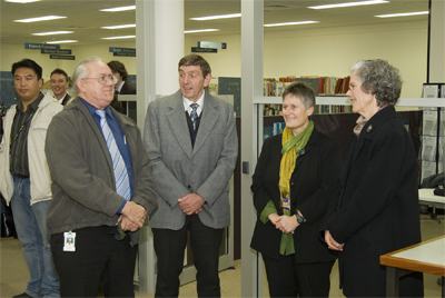 ACT Government records managers at launch