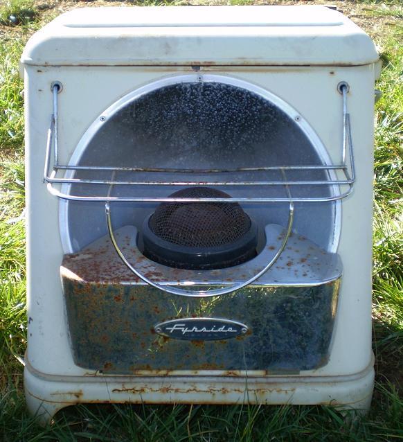 Fyrside Kerosene Heater