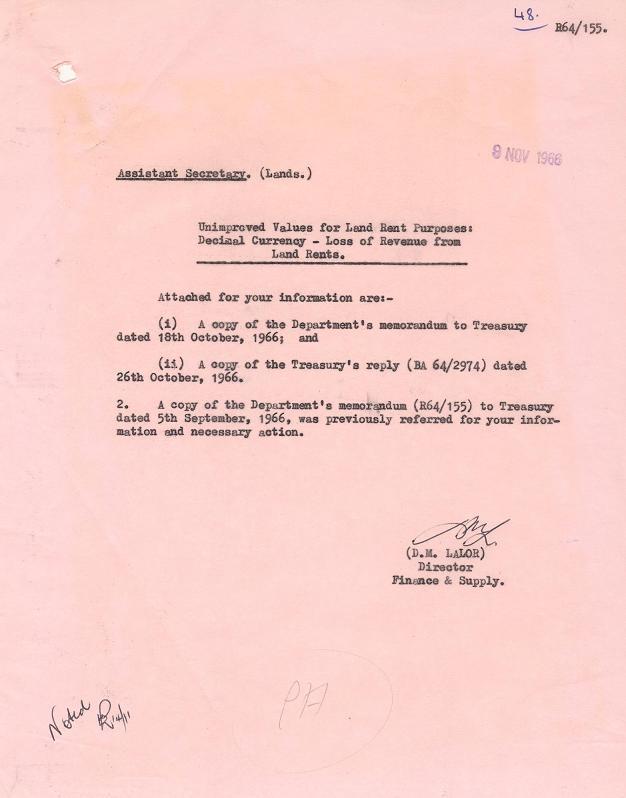 Application to Register Motor Car ACT No. DC 290