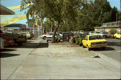 34 Mort Street Braddon in November 1981