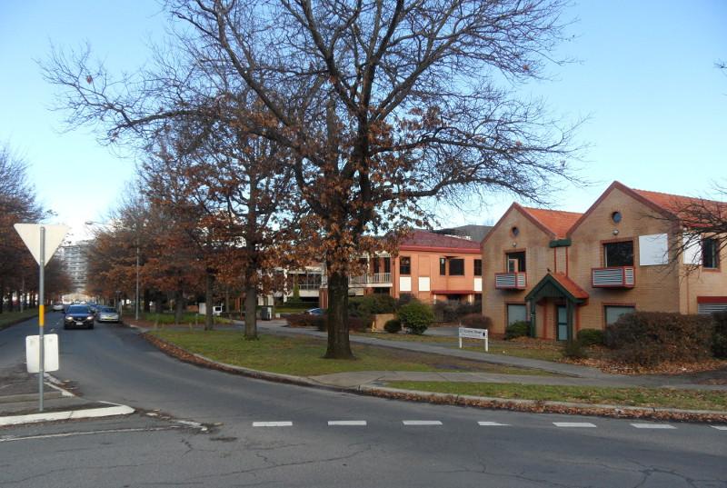 Torrens Street in 2016