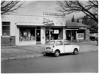 36 Mort Street Braddon in 1968