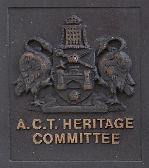 ACT Heritage Committee Logo