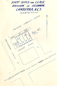 Map of O'Connor Section 45