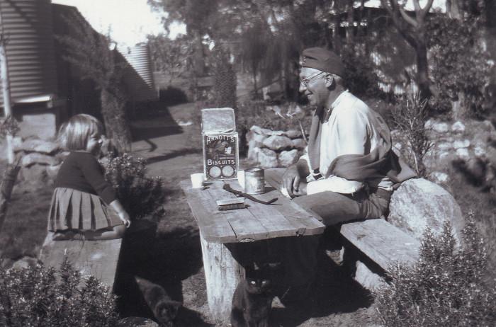 Nan and Oswald Dixon