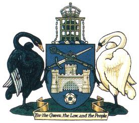City of Canberra Coat of Arms