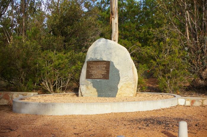 Air Disaster Memorial in 2005