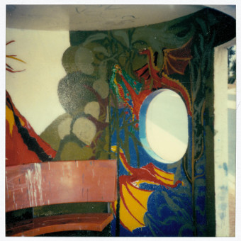 Unidentified 1983 Mural 4
