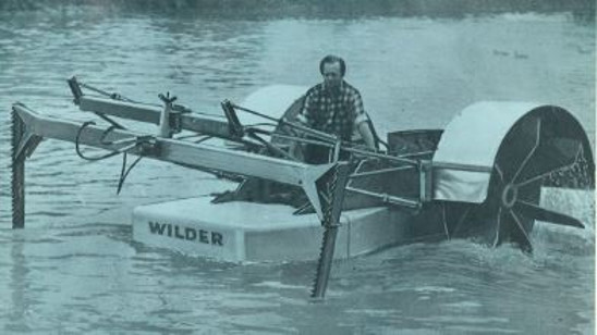 Photo from the Wilder Brochure