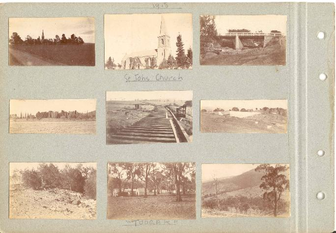 Duntroon Photo Album 1917-1920 Page 9