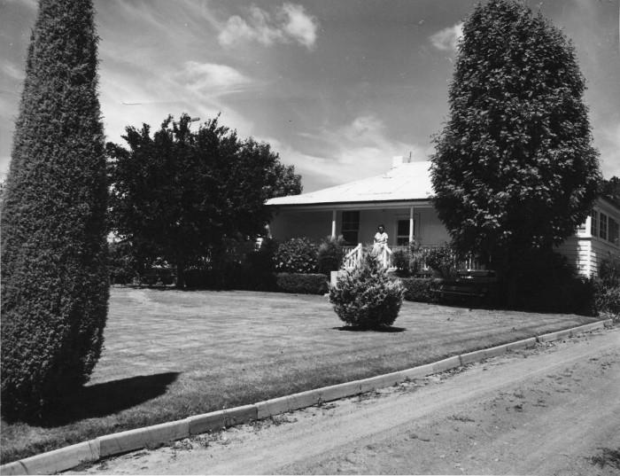 Melrose Homestead in 1970